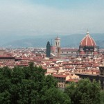 Florence-Italy-Cityscape Rebecca Leeb