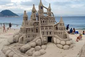 The Scale Of Many These Castles Are Huge If You Enjoy Sculptures Then Pismo Beach Is A Great Place To See Them Built